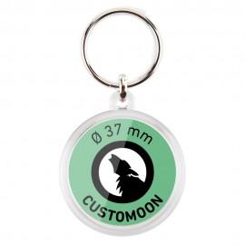 Porte-clés circulaire 37