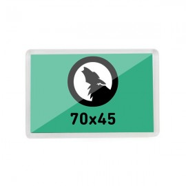 Iman Rectangular 70x45