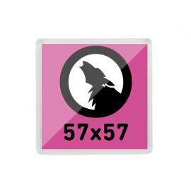 Square Magnet 57x57