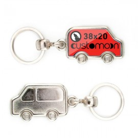 Car Keychain