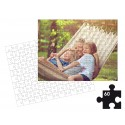 60 pieces wooden puzzle