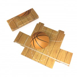 Packaging Keychain Basketball